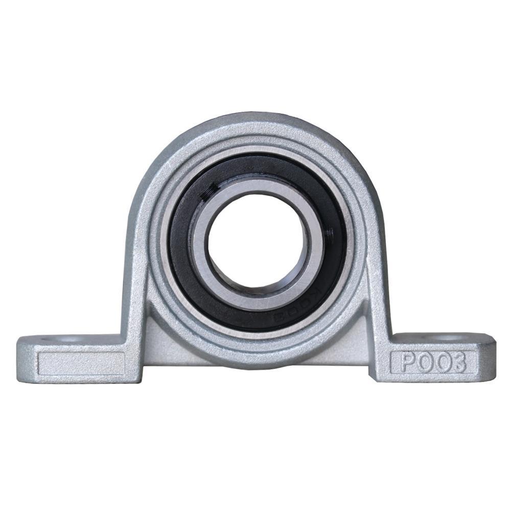 Bloc d'oreiller en alliage de Zinc, diamètre de l'alésage 12mm, KP001