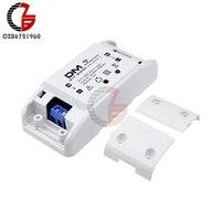 Sonoff-Control remoto inalámbrico inteligente con Wifi, 433mHz, disparador de sincronización de Internet de las cosas, CA 110V 220V 10A