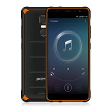 Original Poptel P10 Smartphone 4G Phablet 5.5 Inch Android 8.1 MTK6763 Octa Core 4GB RAM 64GB ROM GPS A-GPS And GLONASS