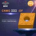 Cnc вставки 10 шт./лот CNMG0120412-DF токарный станок режущие инструменты с покрытием твердосплавные Токарные Вставки стальная отделка