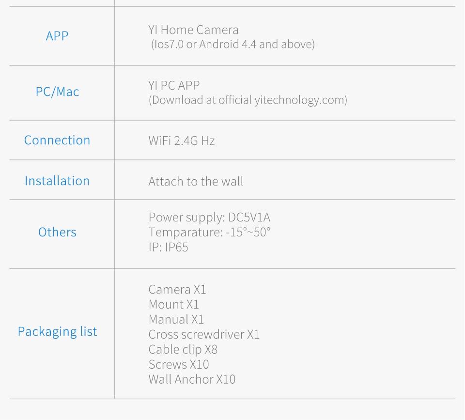 HTB1ekZGaRWD3KVjSZFsq6AqkpXan YI Wifi Outdoor Camera 2.4G Wireless Security IP Cam Resolution Waterproof Motion Detection Security Surveillance System Cloud