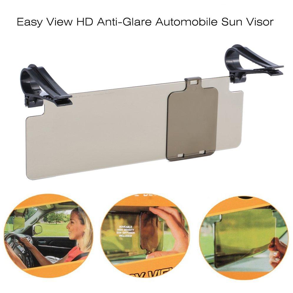 HD Car Sun Visor Goggles For Driver Day Night For Anti-glare Uv Blocker Anti-dazzle Mirror Car Clear View Dazzling Goggles