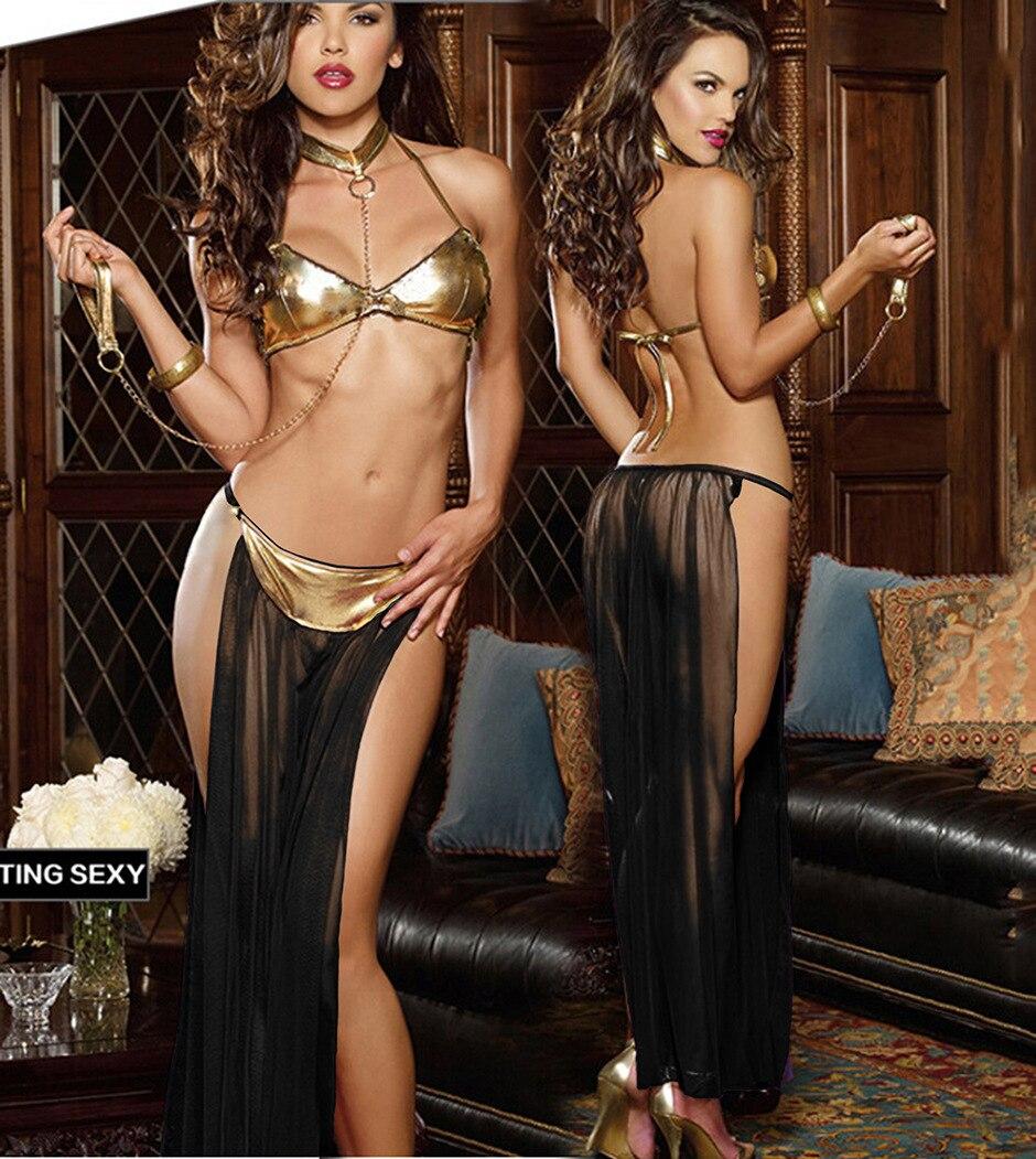 Гарантируйте, что новый стиль Горячая Сексуальное белье женский кожа сетка качество перспектива костюм