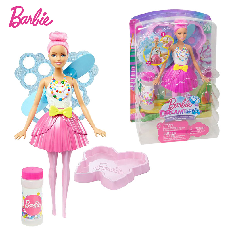 US $29.96 39% OFF|Original Barbie Baby Doll