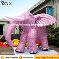 3 м гигантский раздувной шарж слона для события украшения/дети партия/завышенным животных мультфильм BG-A1227 фильм рисунок характер