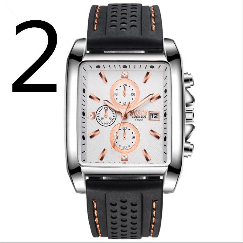 Watch mens automatic mechanical watch waterproof fashion trend belt wrist KoreanWatch mens automatic mechanical watch waterproof fashion trend belt wrist Korean