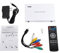 Original EZCAP 291 1080P HD Video Capture Game Recorder Grabber HDMI/YPpbr/CVBS Composite video AV TV Playback For ps3/ps4/Xbox