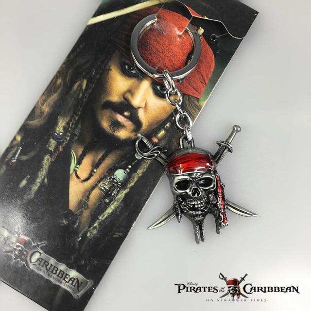 Брелок Пираты Карибского Моря Эмблема вариант 2