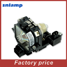 Snlamp Замена лампы проектора ELPLP21/V13H010L21 для EMP-53 EMP-73 с держателем лампы