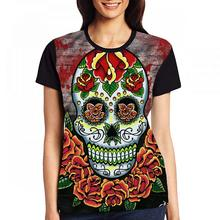 buy sugar skull clothing for women and get free shipping on