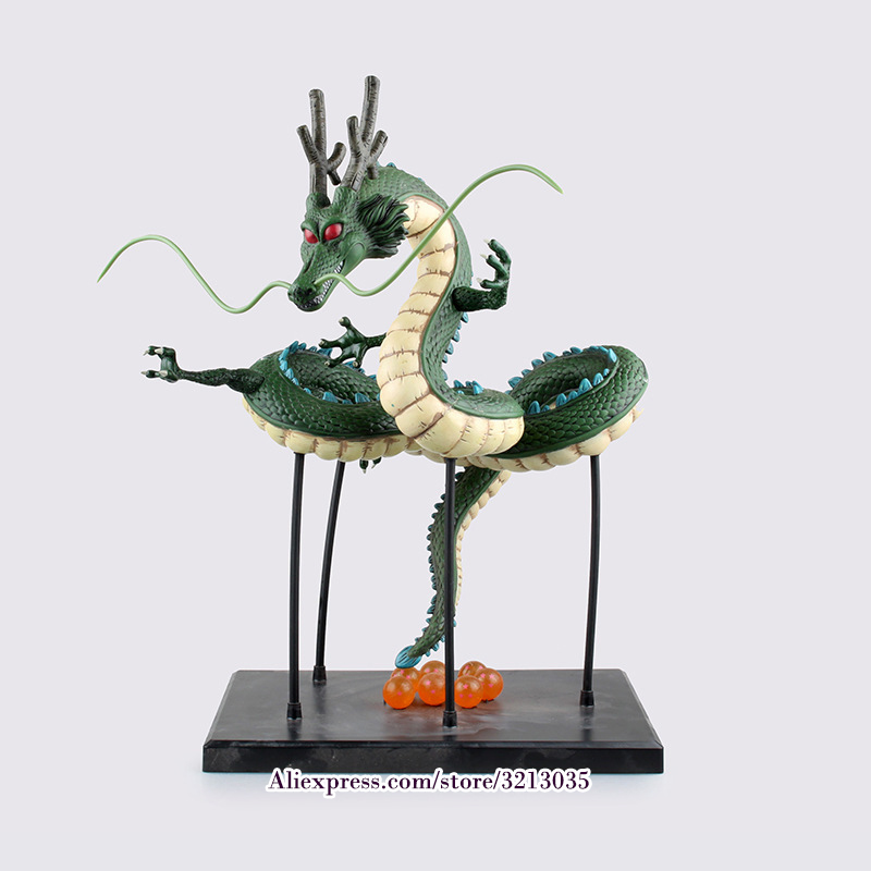 Figurine originale Banpresto 37 CM Dragon Ball Z Dragon Shenron PVC figurines Dragon Ball Collection jouets Brinquedos