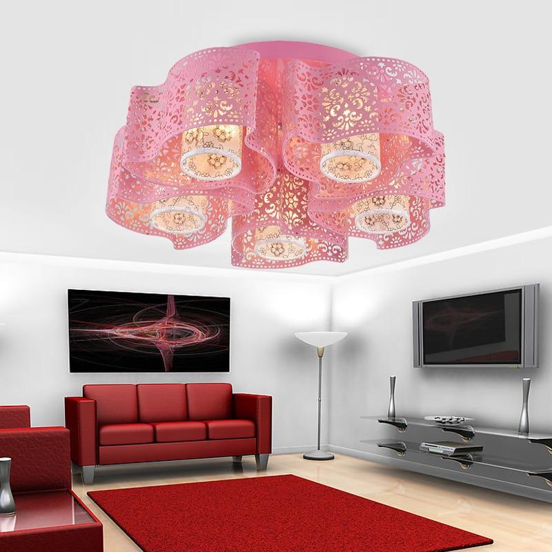 Colorful Modern Living Room Lighting Ideas Ornament - Living Room ...