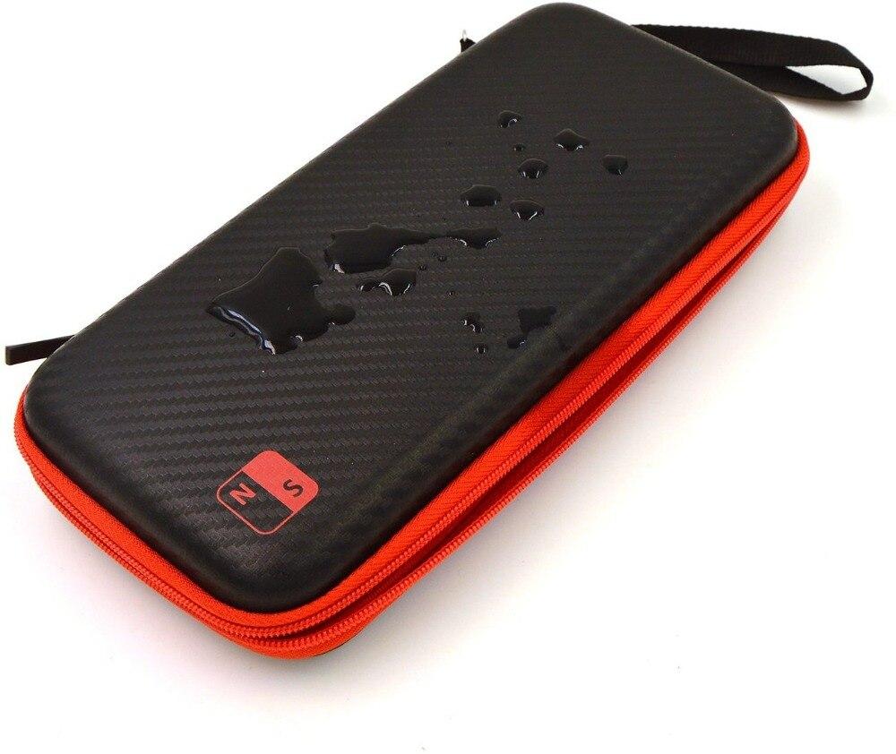 Para Nintend Interruptor Interruptor À Prova D' Água Caso Saco De Armazenamento para Nintendo Gamepad Bolsa de Protecção Bolsa Para Nintendo Console Switch NS