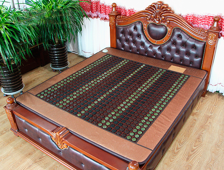 Health Care Jade Bed Massage Mattress Healty MattressTherapy Jade Mat Therapy Healtly Massager 3 Size for You Choice hot sale good jade mat jade health care heating bed massage mattress jade physical therapy heat mat 3 size for you choice