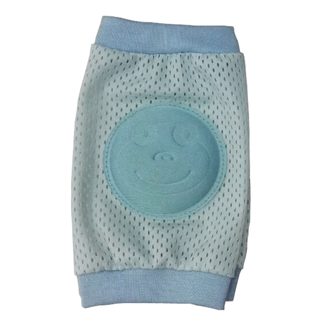 Special Offer Boys Girls Kneepad Cozy Cotton Breathable Sponge Frog Knee Pads Child Sport Best Protection Long 19cm Width 9cm*2