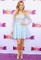 YH06 красивое, лонгслив светло голубой короткий платье для встречи выпускников с аппликацией Мини Вечерние платья Дженнифер Лопес вечерние п