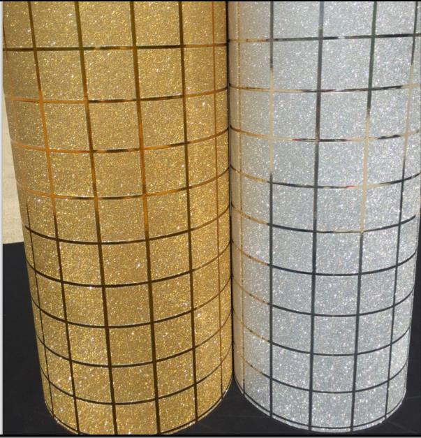 Алюминиевая фольга цветная пленка мозаика самоклеющиеся обои KTV отель Бар золото самоклеющиеся обои номера 266|self-adhesive wallpaper|wallpaper roomwallpaper self-adhesive | АлиЭкспресс