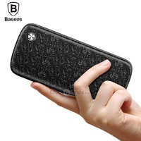 Baseus 10000mAh Power Bank Ultra Slim 2 1A Portable External Battery Charger For IPhone IPad Mobile