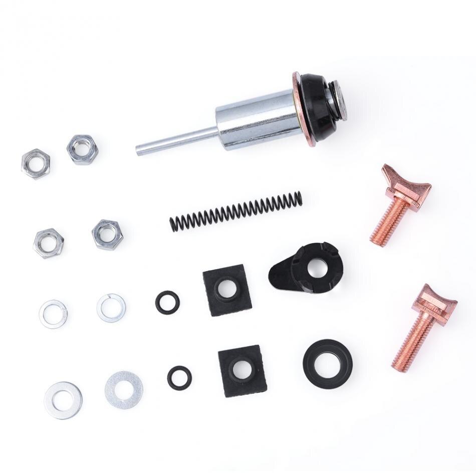 Diesel Starter Motor Repair Fix Kit for Land Rover Discovery Defender TD5 2.5 Diesel Starter Repair Kit