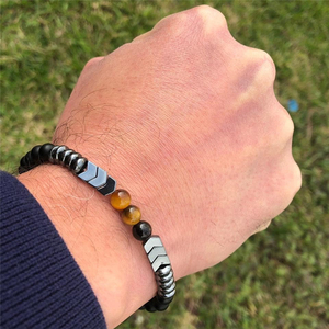 CANNER Lava Stone Bracelet For