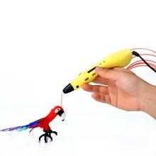 2016  NEW 3D PRINTER PEN  Doodle Pen For Kids