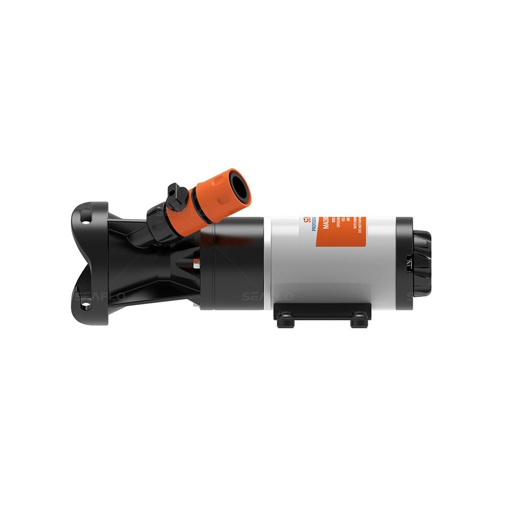 все цены на Sewage Pump SEAFLO 24V Sump Effluent 12 GPM 45 LPM Waste Water Dewatering Pumps for Marine RV Caravan Toilet онлайн