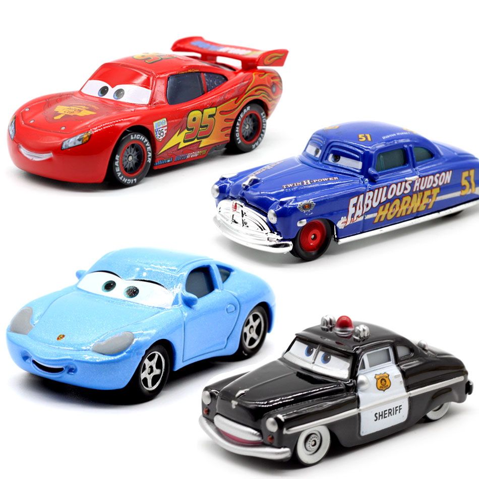 Disney Pixar Cars 3 20 Stil Leker For Kids LIGHTNING McQUEEN High - Lekebiler og kjøretøyer - Bilde 1