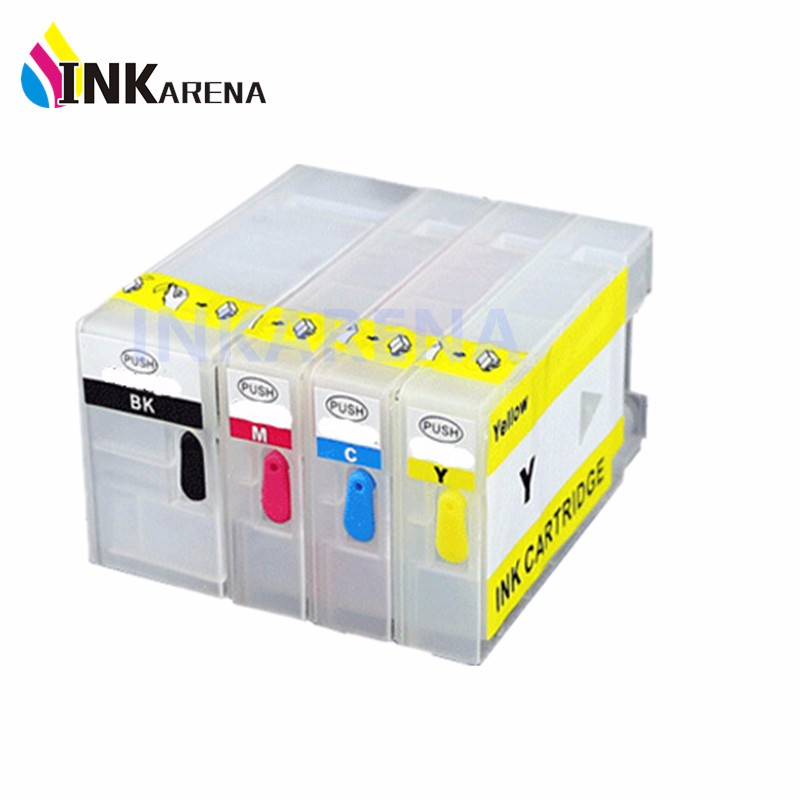 Подробнее о 1 Set PGI-2700 PGI-2700XL Ink Cartridge for Canon PGI2700 PGI 2700 With Reset Chip for Canon MAXIFY MB5070 MB5370 iB4070 Printer pgi 2600 printer ink cartridge with auto reset chip for canon maxify mb5160 mb5460