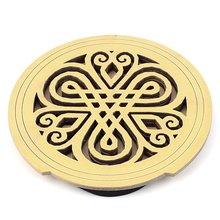 Wholesale 5X Knotting Pattern Wood Electric Guitar Feedback Buster Hole Sound Cover