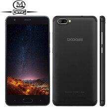 Doogee X20 MT6580 4 ядра смартфон 5.0 дюймов Android 7.0 сотовые телефоны 2 ГБ Оперативная память 16 г Встроенная память двойной назад Камера OTG Мобильный телефон