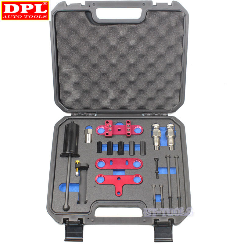 MADE IN TAIWAN Injector Install & Remove Tool For BMW N20 N55 N53 N54 N63 S63 N43 Automotive Engine Timing Tool Kit image