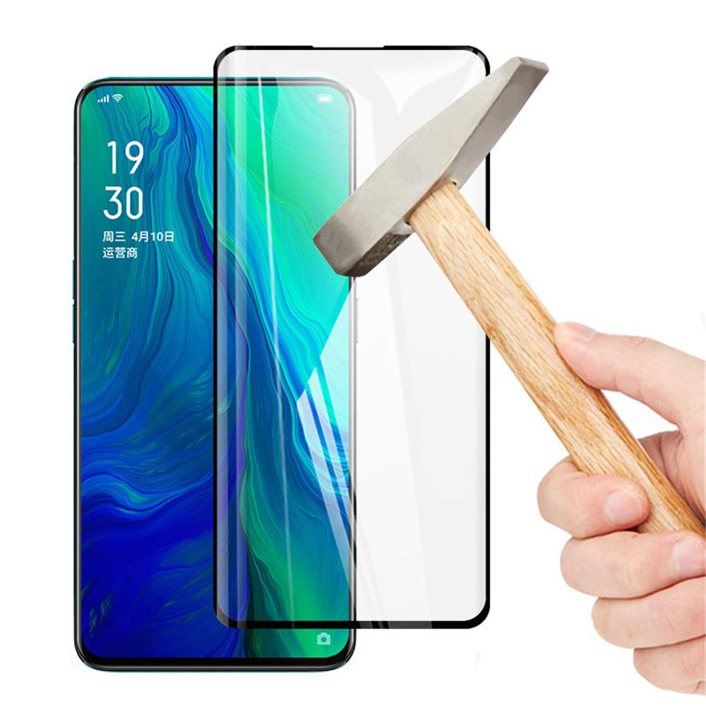 9D Full Cover Tempered Glass For OPPO Realme U1 C1 1 2 3 5 Pro X Screen Protector For OPPO Realme X Lite Protective Film