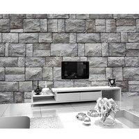 Custom 3d stereoscopic wallpaper.Stone,3D texture wallpaper for living room bedroom TV sofa background wall waterproof wallpaper