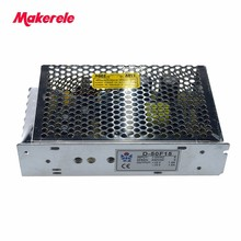 110VAC/220VAC input ac to dc power supply 50w D-50F15 15V/1.5A -15V/1.5A dual output type quick delivery