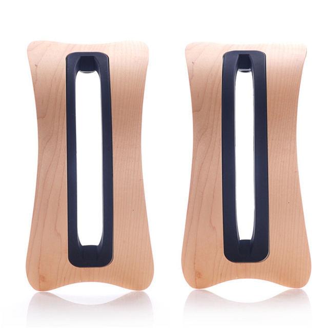 2019 New Laptop Stand  Notebook Mount Support Base Holder Wooden Desktop Space Saving Holder For MacBook Pro Air Accessory