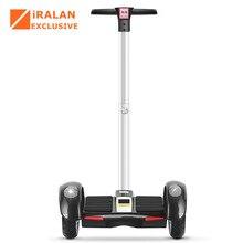 100{e7269ef0c680a1969625d774b0f6e928c874a456250ce53073d03ee7a49e127b} D'origine IRALAN A8 mini smart hoverboard auto équilibrage scooter électrique 2 roues hover bord planche à roulettes UL2272