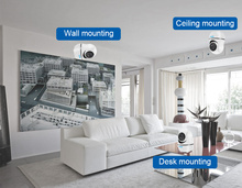 Wireless Smart Full HD Camera with Night Vision for Home Security