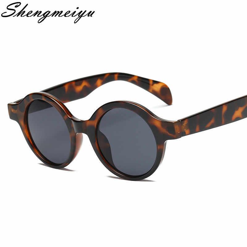 ca6588b13a Round Sunglasses Women Small Round Sun Glasses Men Vintage Brand Designer  Eyeglasses White Red Ladies Sunglass