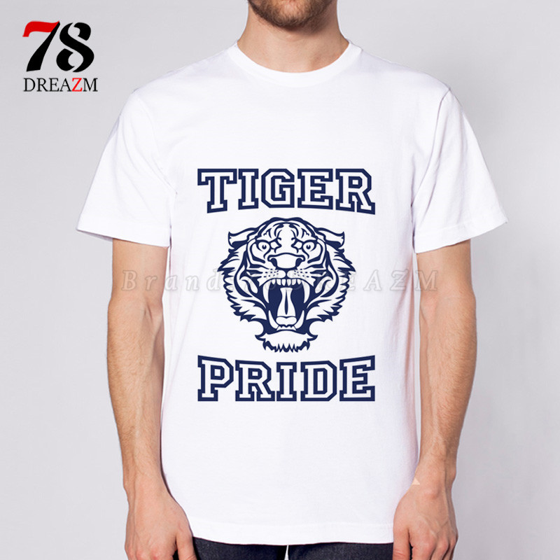 Thirteen 13 reasons why tiger pride pride t shirt for T shirt design 2017