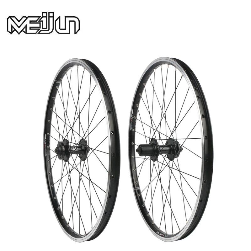 MEIJUN charm colt mountain bike wheel set 24 inch Aluminum