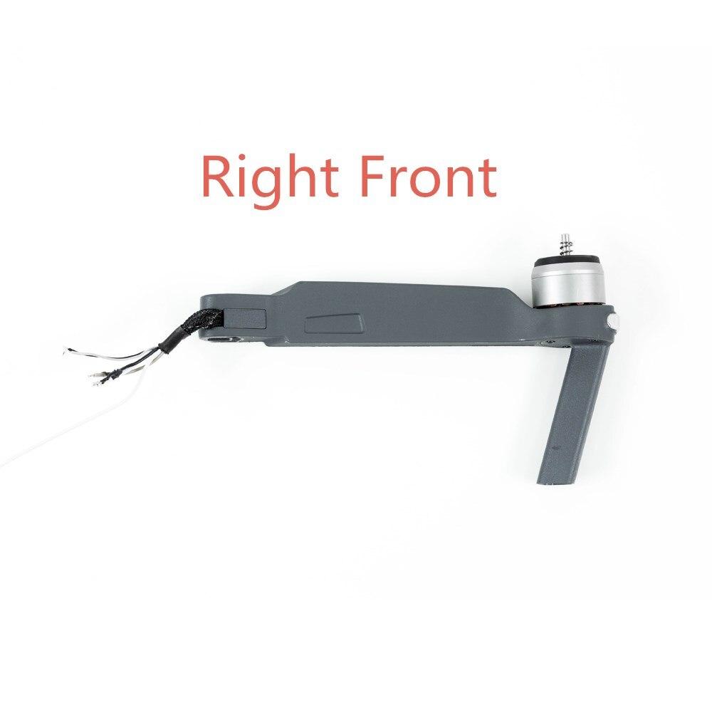 Original DJI Mavic Pro Front Left Front Right Left Rear Right Rear Motor Arm Repair Part