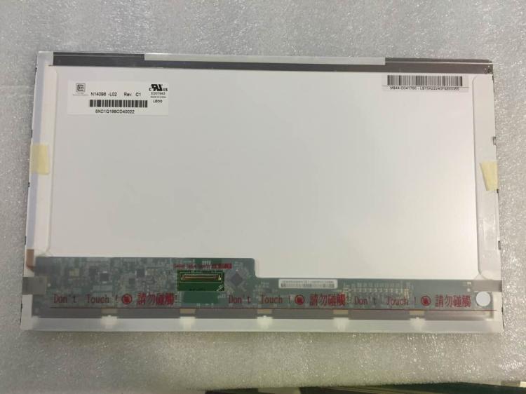 free shipping original Chi Mei 14 inch N140B6-L02 HSD140PHW1 N140B6-L02 B140XW01 LTN140AT04 n140b6 l02 n140b6 l02 14 0 led laptop lcd screen matrix panel glossy 1366 768 hd lvds 40pins original new