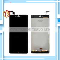 Guarantee 100 HH 1pc LCD Screen For ZTE Nubia Z9 Max NX510J LCD Display With Touch