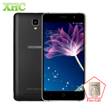 "Original Doogee X10 8GB WCDMA 3G Smartphone 3360mAh 5.0"" Cellphone 5MP MTK6570 Dual Core Android 6.0 RAM 512MB Mobile Phone"