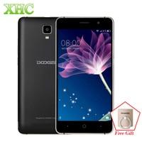 Doogee X10 8GB WCDMA 3G Smartphone 3360mAh 5 0inch Cellphone 5MP MT6570 Cortex A7 1 3Ghz
