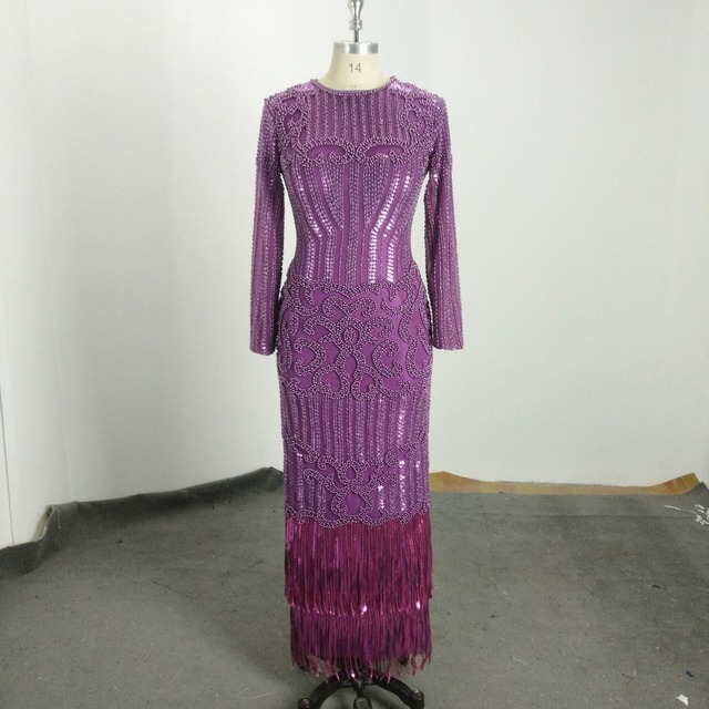 f44e9924d59 Real Photo Kendall Jenner Kylie Met Gala Red Carpet Cutaway Illusion Beaded Evening  Gowns Mother dresses