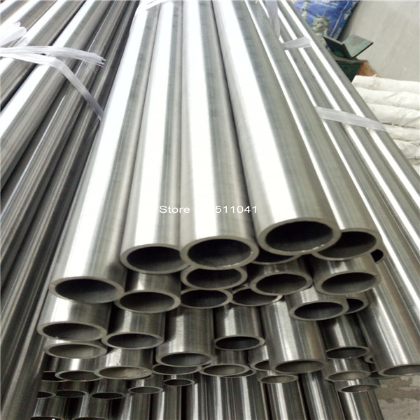titanium tube titanium pipe diameter 20mm*2mm thick *1000 mm long ,5pcs free shipping,Paypal is available