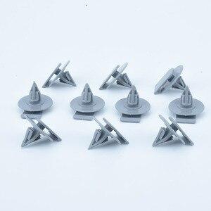 Image 3 - 20 個自動ファスナークリップホイールアーチトリムクリップファスナープラスチックリベット bmw ミニ R50 R52 R53 R55 r56 R57 クーパー s d