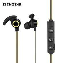 Zienstar Bluetooth Headphones Wireless Headphone Sports Bass Bluetooth Earphone with Mic for Phone iPhone Xiaomi