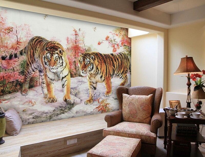 tapete tiger-kaufen billigtapete tiger partien aus china tapete